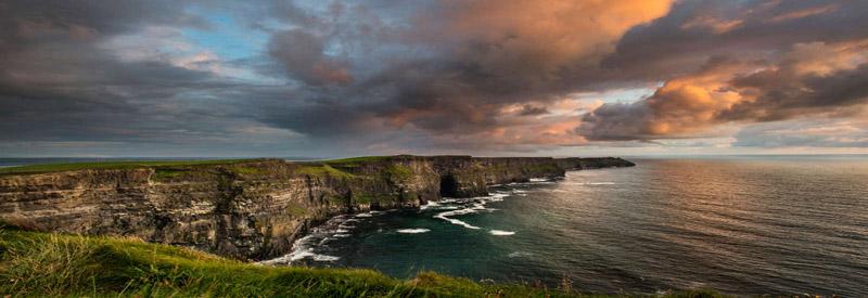 Cliffs of Moher Wild Atlantic Way
